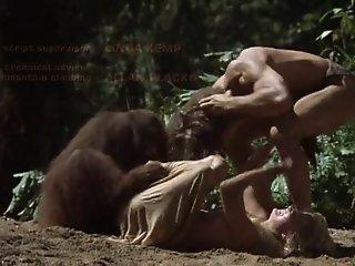 Bo Derek in Tarzan, The Ape..