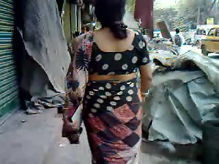 Amazing desi aunt walk