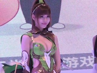 Fresh Japanese cosplayers..
