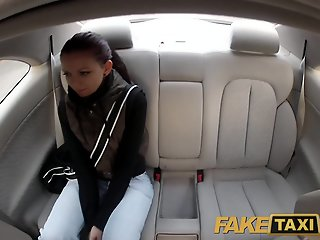 FakeTaxi: Youthful student..