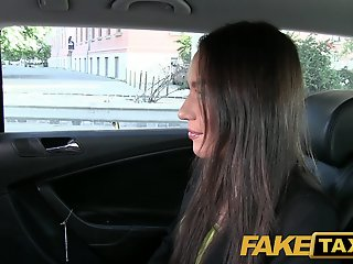 FakeTaxi: Hawt Budapest gal..