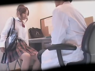 Adorable Jap fucked silly in..