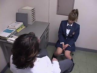 Petite schoolgirl fucked bad..