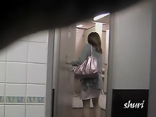 Toilet sharking surprise..