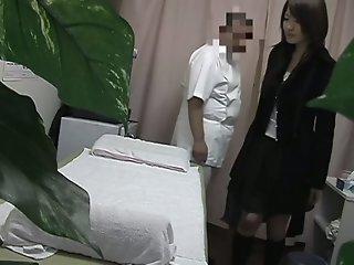 Voyeur massage scenes with..