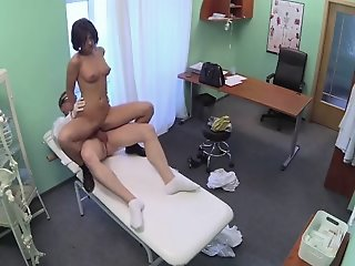 Doctor Love's Office-No..