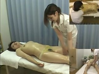 Massage hidden camera films..