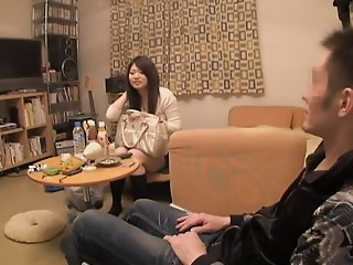 Hot japanese video with wet..