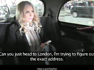 Fake Taxi Veronica