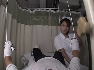Nurse rides with lust an..