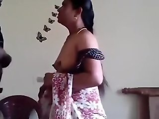 Unsatisfied Aunty Ji Fuck..