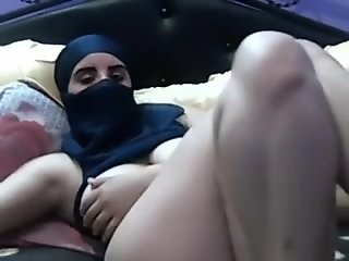 Arab Young Huge Boobs..