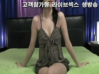 Beautiful Korean girl sex..