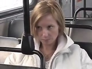 I'm getting nasty in a bus..