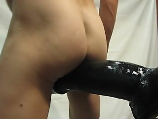 Biggest sex-toy and fist my..