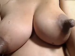 Incredible nipps clamped,..