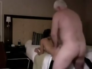 grandpa fuck thai immature..