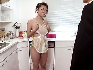 Girl Housewife Begs For Cum..