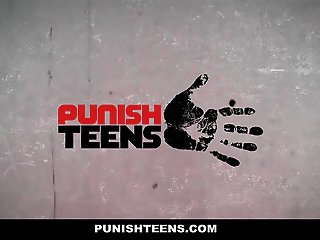 PunishTeens - Little Sister..