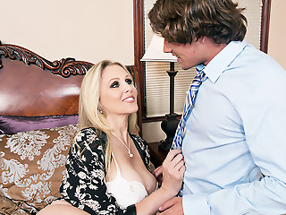 Julia Ann & Tyler Nixon in..