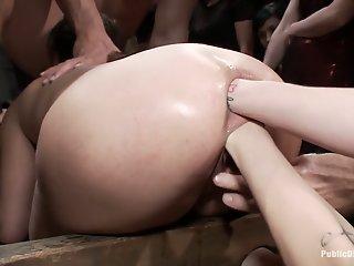 Holy Gaping Butthole..