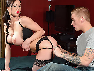 Kendra Lust & Richie Black..