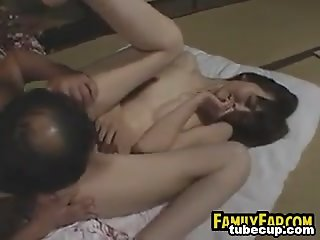 Horny Asian Father In Law