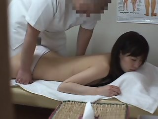 Asian gets sexual release on..