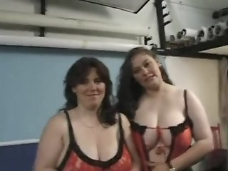 LARGE BRITISH MILFS SCREWED
