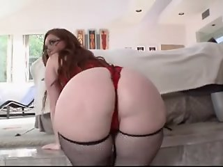 Mylie Moore's Large Ole Butt..