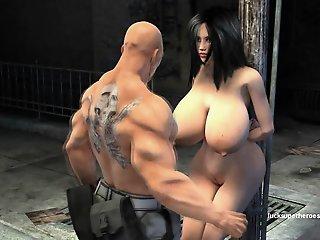 Big titties, tight pussy,..