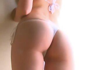 softcore oriental tease bikini