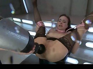 Fabulous Fetish, Brunette..