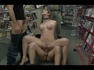 SLUT MOTHER GETS USED IN..