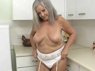 Concupiscent grandma in..