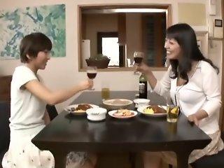 Sister-in-law, Sister Ryoko..