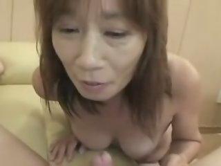 51yr old Shy Granny Nagura..
