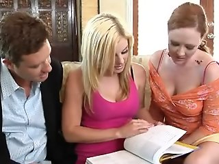 Married Pair uses Cutie To..