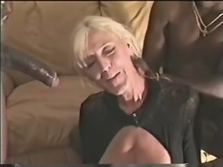 Older swinger wife overun by..