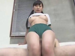 Crazy Japanese whore Yukina..