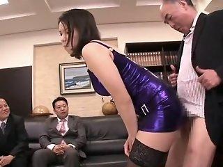 Exotic Japanese whore Marika..