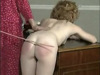 Crazy homemade Spanking,..