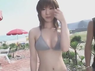 Incredible Japanese chick in..