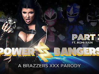 Power Bangers: A XXX Parody..