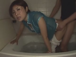 Crazy Japanese chick Riko..