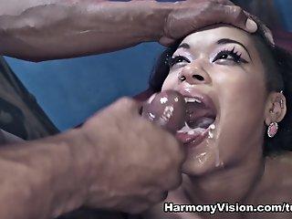 Skin Diamond in Ebony..