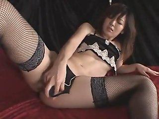 Incredible Japanese whore..