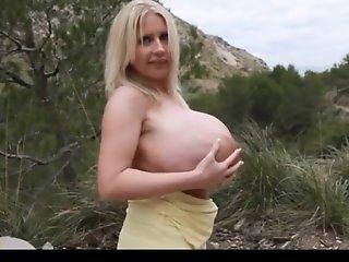 Beshine way of boobs