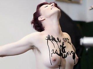 Amanda Palmer Performance..