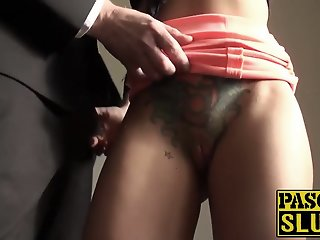 Sexy mature stripper tries..